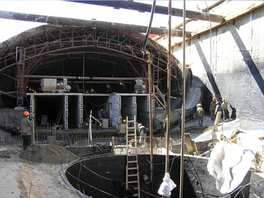 гидроизоляция тоннелей-1