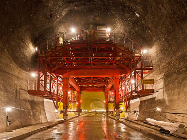 гидроизоляция тоннелей-2