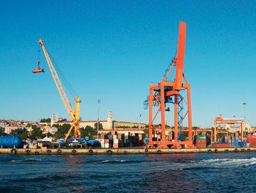 Ремонт и восстановление портовых сооружений