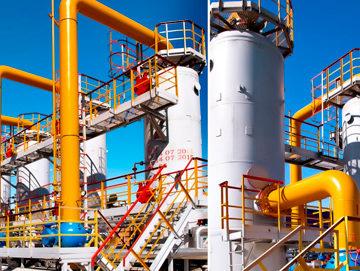 Гидроизоляция и восстановление промышленных объектов