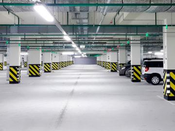 Гидроизоляция и восстановление паркингов, автостоянок